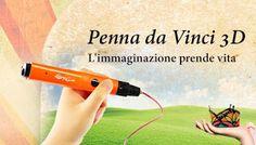 UNIVERSO NOKIA: Stampante 3D a forma di Penna costa 50 $ (video)