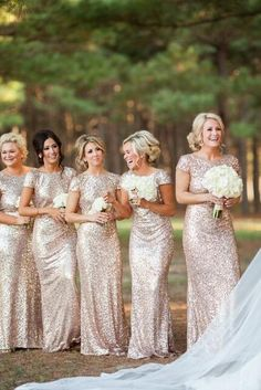 Ulass New Arrival Beading Bridesmaid Dresses, Short Sleeve Bridesmaid Dresses,Backless Bridesmaid Dress, Bridesmaid Dresses