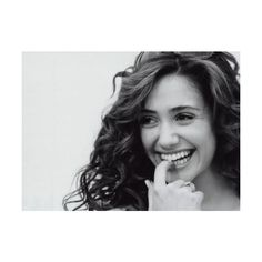 emmy rossum | Tumblr ❤ liked on Polyvore featuring emmy rossum, character and models