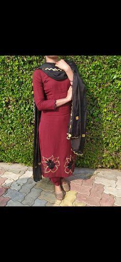 Pin by pritpal singh on Boutique suits in 2020 Bridal Suits Punjabi, Designer Punjabi Suits Patiala, Punjabi Suits Party Wear, Punjabi Suits Designer Boutique, Boutique Suits, Patiala Suit, Punjabi Boutique, Salwar Kameez, Embroidery Design Software
