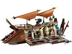 LEGO Star Wars Tm 75020 - Jabbas Sail Barge: Amazon.it: Giochi e giocattoli Star Wars Birthday Cake, Little People, Lego Star Wars, Sailing, Stars, Party Ideas, Amazon, Clearance Toys, Candle
