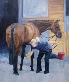 Sara Hodson Fine Art:
