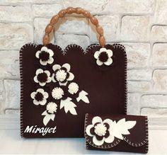 mirayet.blogspot.com Shoulder Bag, Diy, Bags, Fabric Purses, Coin Purses, Felting, Needlepoint, Handbags, Bricolage