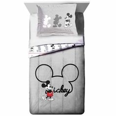 FREE SHIPPING AVAILABLE! Buy Disney Mickey Mouse Twin/Full Comforter at JCPenney.com today and enjoy great savings. Available Online Only!
