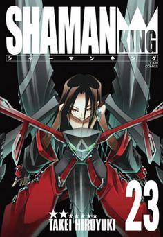 Shaman King 23