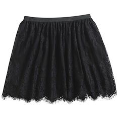 Dream Out Loud By Selena Gomez Junior's Lace Miniskirt | Compare price... ($14) ❤ liked on Polyvore