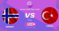 Soccer Highlights, World Cup Qualifiers, Live Stream, Norway, Goals, Chart