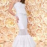 Alushame R8, 39 euroa One Shoulder Wedding Dress, Wedding Dresses, Fashion, Bride Dresses, Moda, Bridal Gowns, Wedding Dressses, La Mode, Weding Dresses