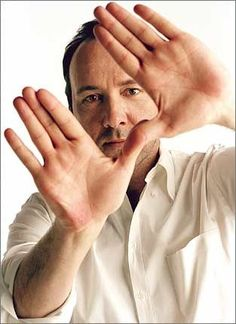 Kevin Spacey one of the greatest