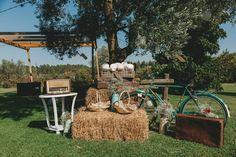Rustic Wedding  // Outdoors decor //  Boho Theme // Herdade do Monte Novo // Helena Tomas Photography