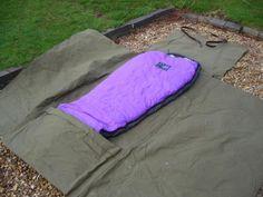Rugged River Bedroll (w bag)