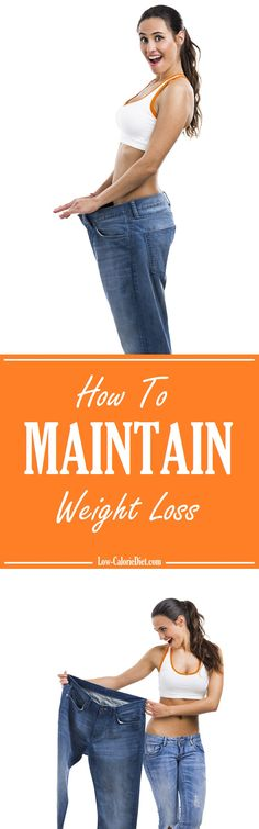 95% of dieters gain back the weight they lost! Learn how to maintain your weight by first learning how to lose it the right way!
