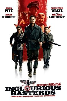 Day 05: A film you watched with your parents. Inglourious Basterds (2009)