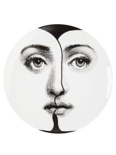 Fornasetti Double Face Plate - L'eclaireur - Farfetch.com