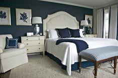 Camera Da Letto Blu Balena : Camera da letto pareti blu good pareti camera da letto provenzali