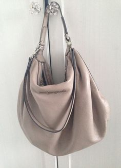 Marc by Marc Jacobs Tasche Hobo grau/taupe