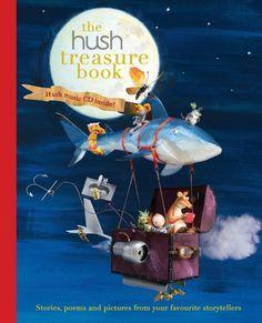 The Hush Treasure Book Exhibition