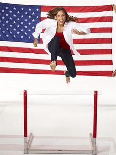 Best of luck to Iowan Lolo Jones in the Summer 2012 Olympics