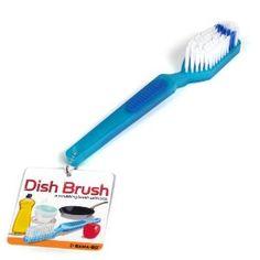 Gama-Go Toothbrush Dish brush Scrubber