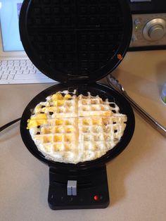 #Egg #Waffles!! Yummy! #foodporn