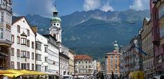 Innsbruck, Austria- one of our favorites