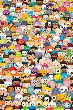 New wallpaper phone disney tsum tsum 34 ideas Disney Phone Wallpaper, Cartoon Wallpaper Iphone, Cute Cartoon Wallpapers, Kawaii Disney, Cute Disney Drawings, Disney Princess Drawings, Disney Collage, Disney Art, Disney Images