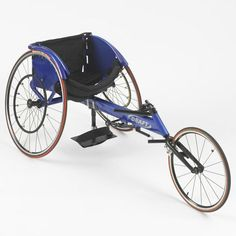 Paralympic design: Draft Mistral racing wheelchairs