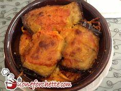 Ricetta Fagottini di melanzane