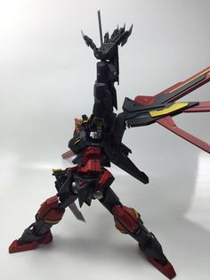 GUNDAM GUY: Gundam Exilio - Custom Build