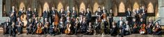 the St. Matthew's Chamber Orchestra