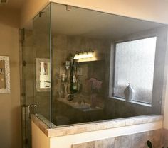 Glass Shower Enclosures, Glass Supplies, Custom Glass, Bathroom Medicine Cabinet, Temple, Mirror, Home Decor, Decoration Home, Room Decor