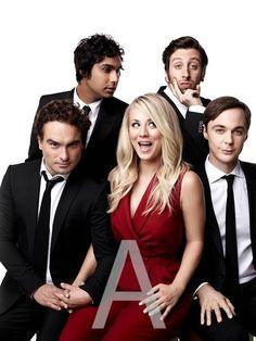 {The Big Bang Theory}