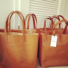 #Leathertote by #MISOUI #minimalistic  #style #wantit #bag #fashion #handbag #gifts #goforit #mivotote #followyourheart  Available at www.shop.misoui.com & Etsy Shop