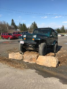 1995 YJ for sale at Route 776 Tire&Auto