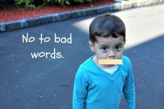 What do you do when your kid uses bad words? | Blog de BabyCenter