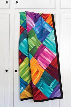 Simply Striking Quilt Kit | Keepsake Quilting