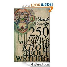 $0.99 Kindle book. This book is strong & has a no-nonsense way. I didn't read the description before I got it cuz I like list reading, I found he swears every other word & is very crass, but I needed to read his style cuz I've been very affected by all the 'rules' of writing & the usual tone of writing books, his tone is actually an effective snotty. I was so glad he clarifies things & you can tell he knows what he's talking about.