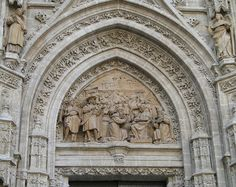 Door of Palos - Adoration of The Magi | Flickr - Photo Sharing!