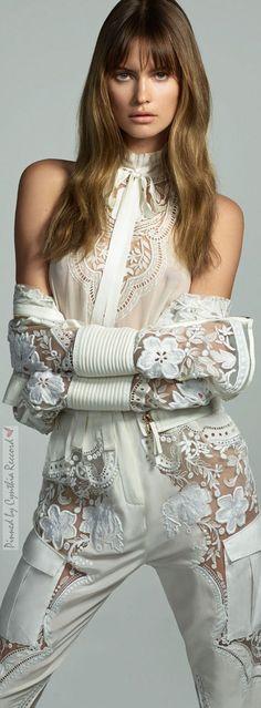Behati Prinsloo by Cuneyt Akeroglu for Vogue Turkey, March 2015