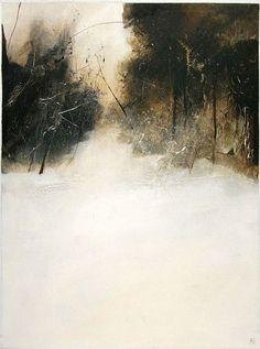 Tony Foster, Winter Trail on ArtStack