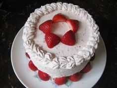 Nancy Baked...: Chinese Bakery Cake