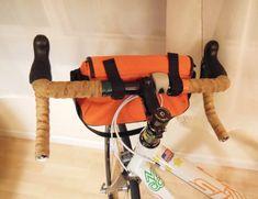 Bikes and crafts: Easy DIY handlebar bag