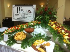 jjs catering fruit and veggie displays | JJ's Signature Fruit and Vegetable Cascade