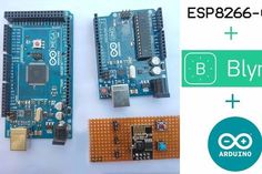 Picture of Connecting ESP8266-01 to Arduino UNO/ MEGA and BLYNK