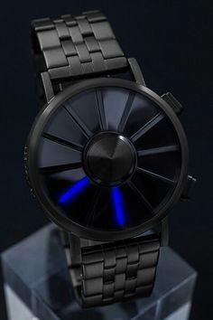 Kisai Blade Relógios Pulseira, Acessórios Masculinos, Pulseiras, Paisagens,  Relógios Legais, Men s c5c18c7d03