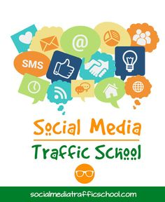 Get on the wait list for the much anticipated launch of Social Media Traffic School. Registration is May 1 to 16 with Early Bird enrollment May 1 to 5. http://socialmediatrafficschool.com/