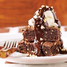 Brownies divins - Recettes - Cuisine et nutrition - Pratico Pratiques