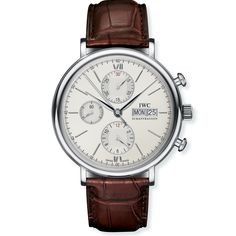 IWC Watches - From Watches of Switzerland