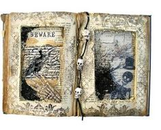 potions book