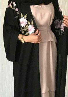 Arab Swag | Nuriyah O. Martinez | So Chic Abaya